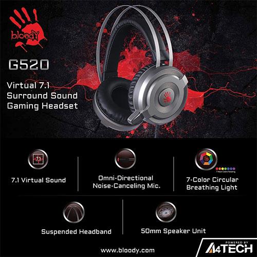 A4Tech G520