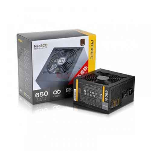 antec neoEco 650m v2 650 watt