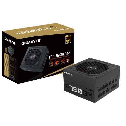 gigabyte p750gm 750watt