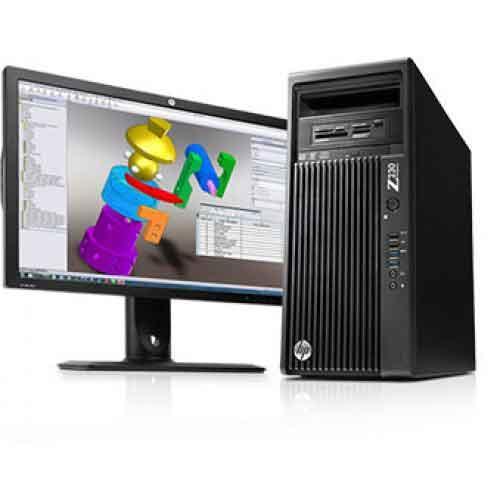 HP Z4 G4 Tower Intel Xeon 2123 Workstation