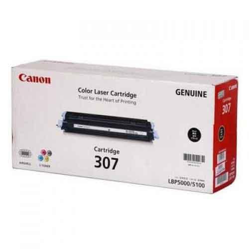 canon 307 black