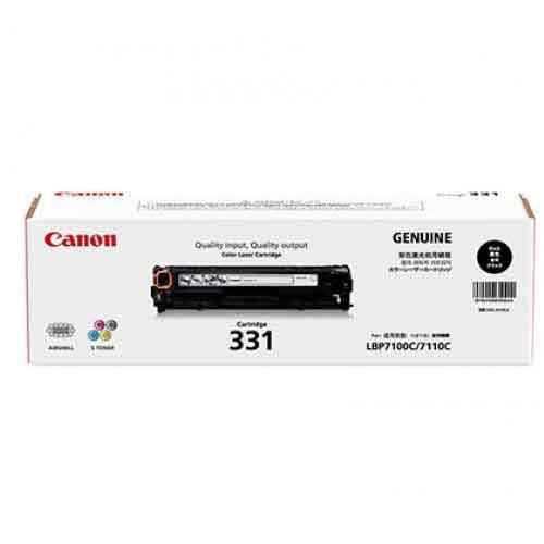 canon 331 black