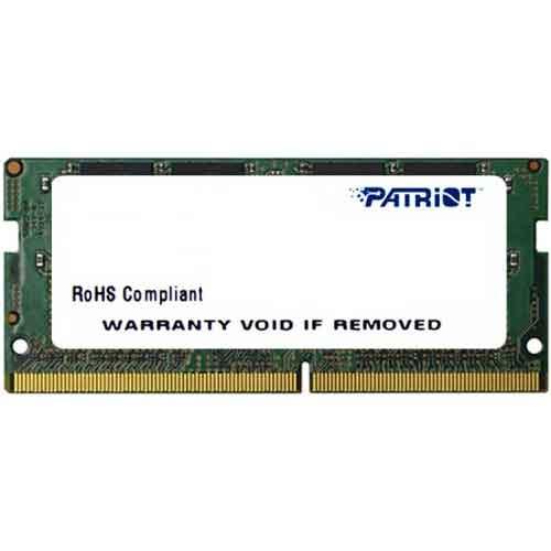 patriot 4gb ddr4 2400 mhz