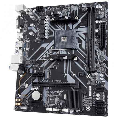 gigabyte b450m h ultra durable