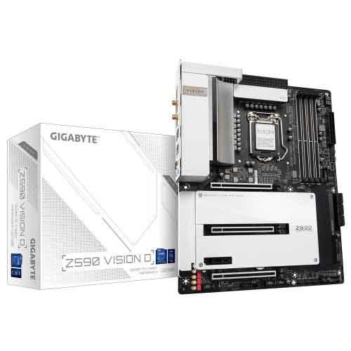 gigabyte z590 vision d