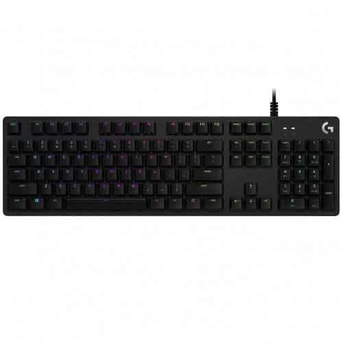 Logitech G512 Lightsync RGB Mechanical USB Gaming Keyboard