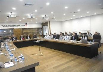 Spotkanie z przedstawicielami Turkish Aerospace Industries oraz Instytutu Yunus Emre | Meeting with representatives of Turkish Aerospace Industries and Yunus Emre Institute