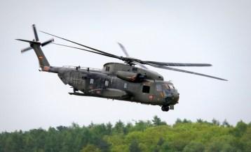 Wystawa statyczna – śmigłowce | Static exhibition – helicopters