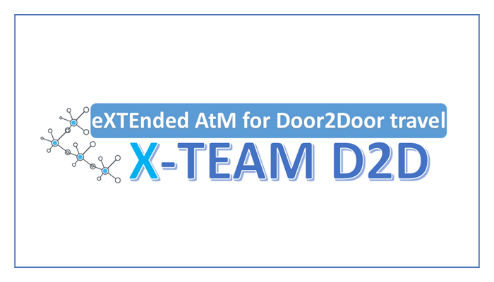 eXTended AtM for Door2Door Travel (X-Team D2D)