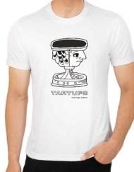camiseta el tartufo ilove80s