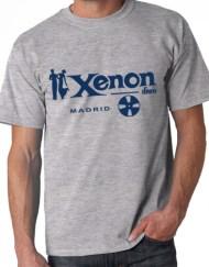 XENON GRIS - Camiseta XENON Gris
