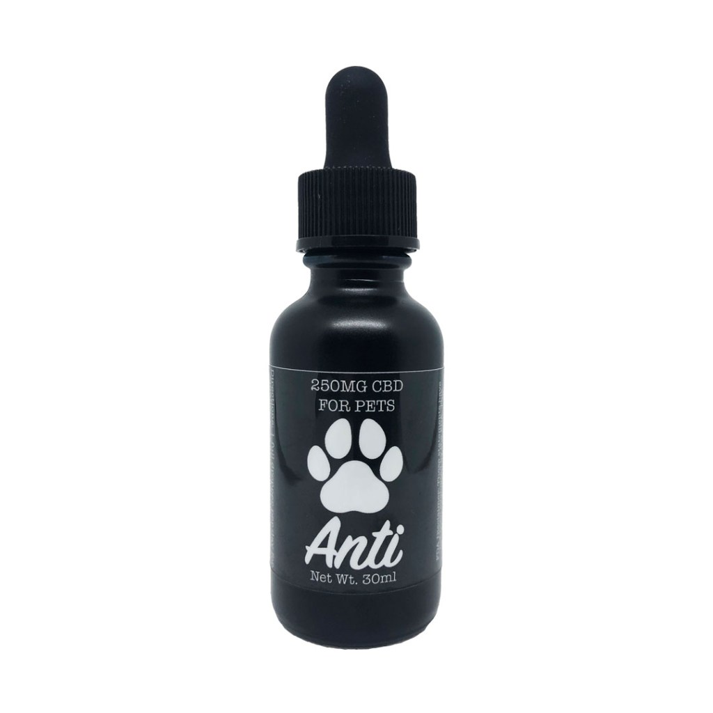 250mg CBD Pet Drops