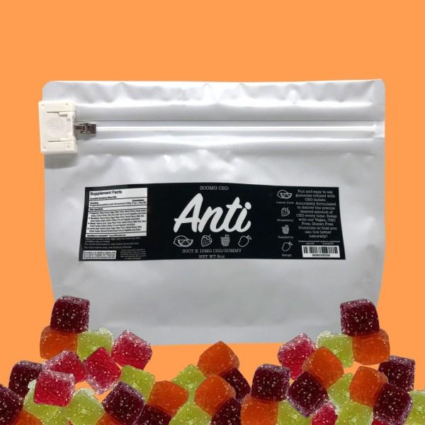 Anti 300MG CBD Gummies