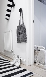 black and white entrance 02