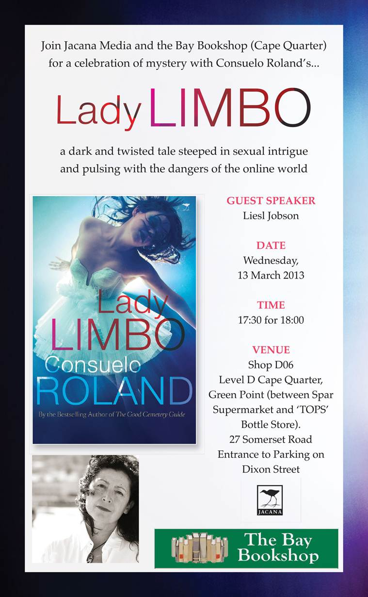 Invite - Lady Limbo by Consuelo Roland