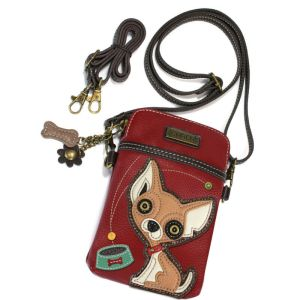 chala crossbody cell phone purse with adjustable strap