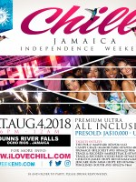 Chill Jamaica – August 4th 2018