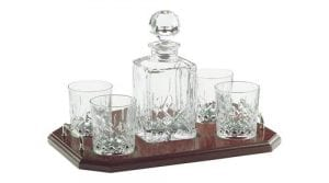 WXRtqkZSRtm5x07GgpcO_Galway Crystal Longford Decanter and Tray Set, e195