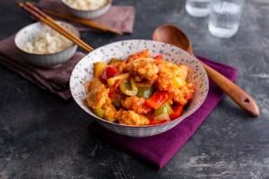 Sweet & Sour Chicken, I Love Cooking