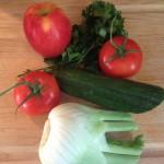 Drinken voor in je detox kuur? Maak zelf dit Ontgiftende Detox Sap. Recept voor gezond detox sapje met venkel en tomaat. Lekker hartig!