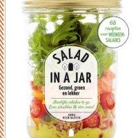 Recensie salad in a jar Anna Helm Baxter: recepten voor meeneemsalades