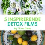 5 inspirerende detox films uitgezocht door detoxcoach Nico van Rossum. Laat je inspireren, motiveren, informeren en vermaken met deze film over voeding, gedrag, lifestyle, en gezondheid. Enjoy!