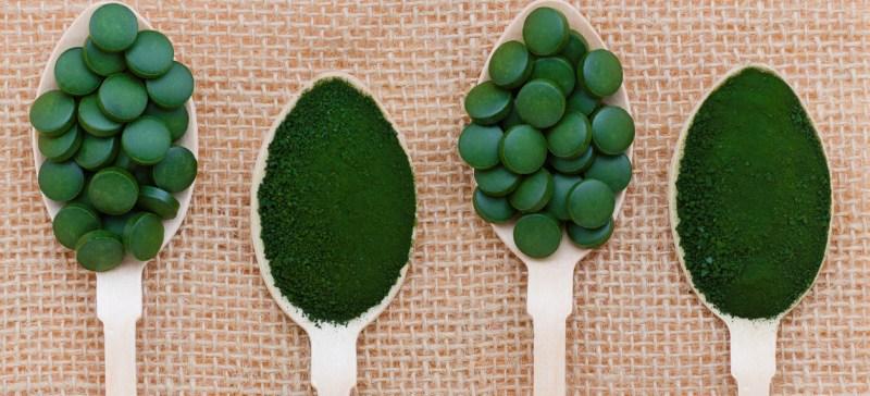 Voordelen van Chlorella in je detox kuur thuis. Heerlijk in je smoothie of ontbijt.