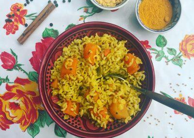 Reinigend detox recept? Probeer Kitcherie, een belangrijke maaltijd in een Ayurvedische detox kuur.