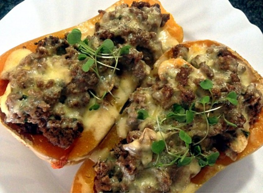 Stuffed Butternut Image 1