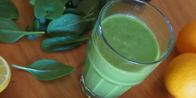 Frullato Verde