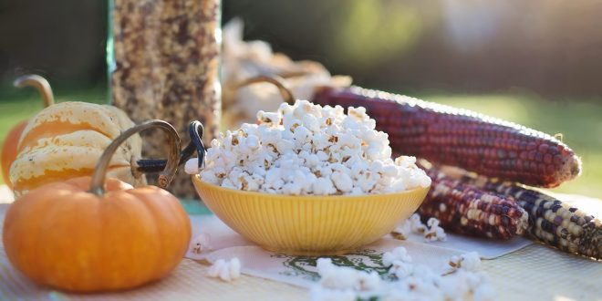 La merenda perfetta: i Popcorn!