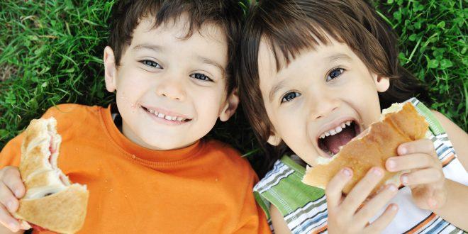 Quale merenda per i nostri bimbi? Ecco diverse idee per tornare a scuola in salute!