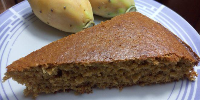 torta integrale al cocco