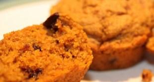 muffin di zucca