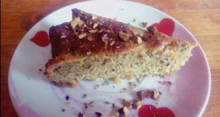 torta ai pistacchi e limone