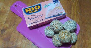 polpette di salmone