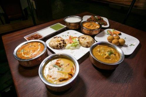 A mouthwatering array of dishes at Thava Montecasino