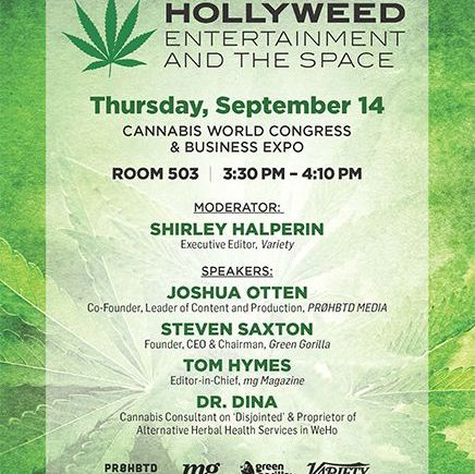 Variety Magazine Presents Hollyweed & Entertainment Summit