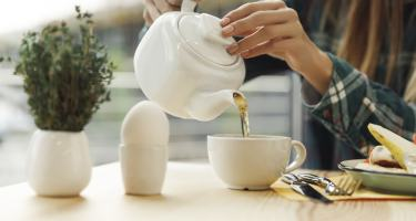 How to make immune boosting teas