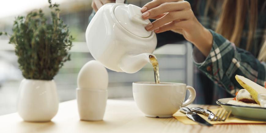 How to make immune boosting teas