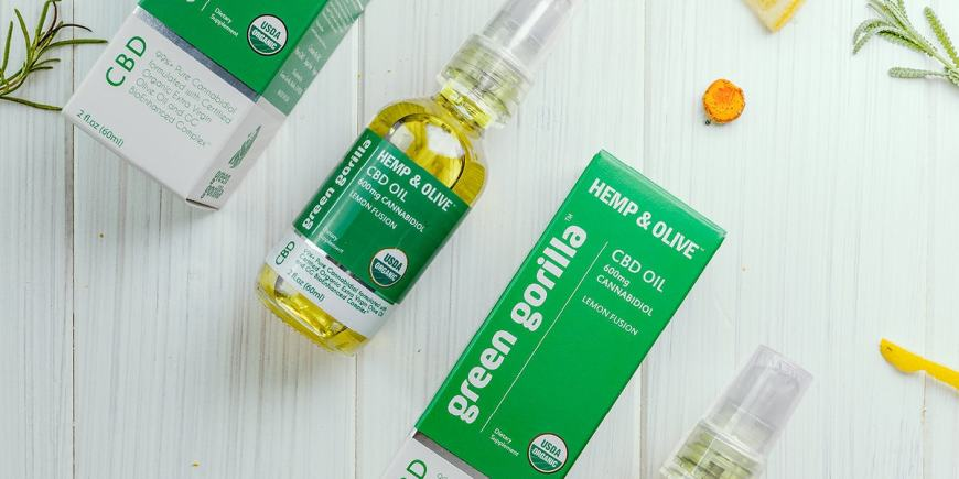 Why Choose Certified Organic Hemp CBD Products?
