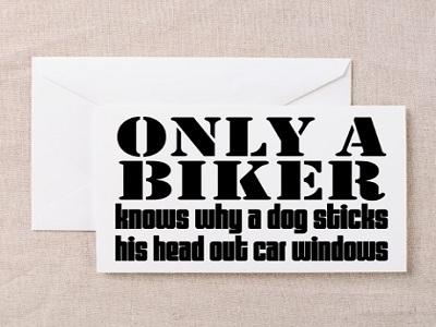 Harley Biker Greeting Cards I Love Harley Davidson Bikes
