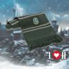 I-Love-Hogwarts-Slytherin-Bufanda-2-Sciarpa-Serpeverde