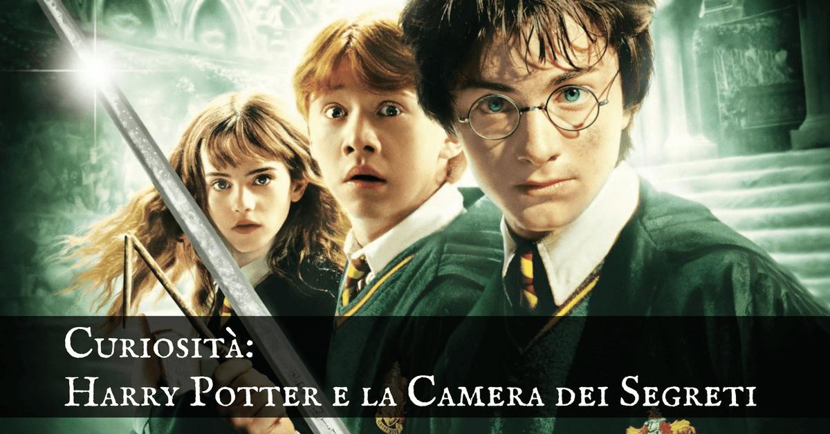 Harry Potter Camera Dei Segreti : Harry potter e la camera dei segreti dimensione suono roma
