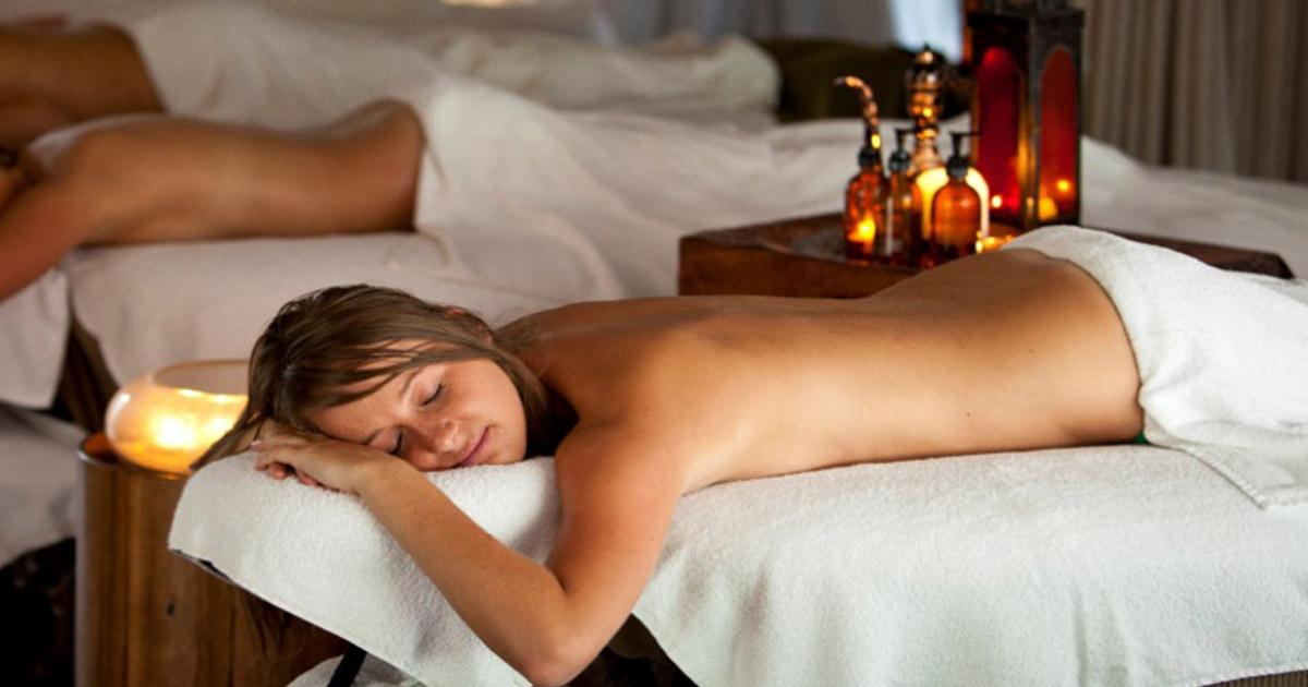 Girls massage