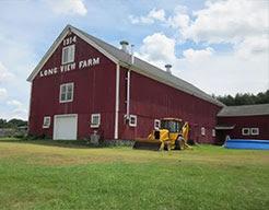 Longview Farms B&B Carriage House, New Virginia, IA
