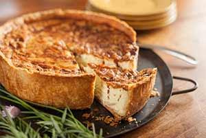 Sweet Onion Quiche