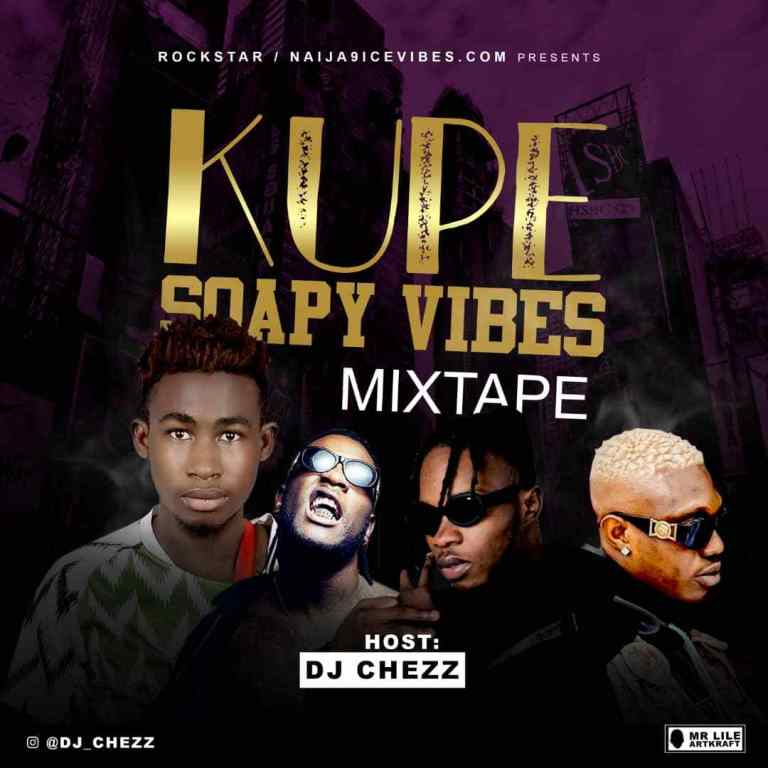 Kupe Soapy Vibes