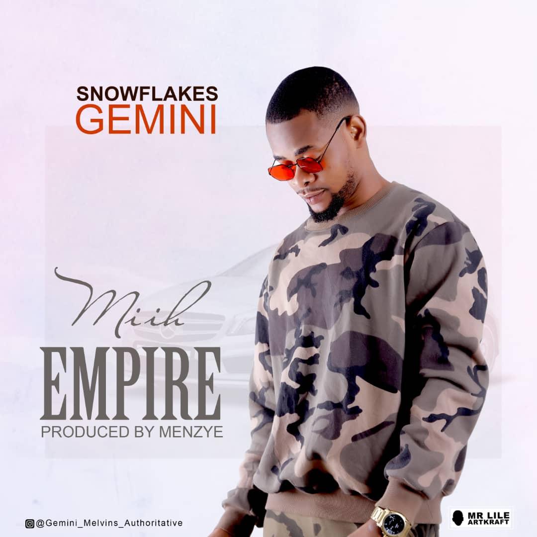 Snowflakes Gemini – Miih Empire
