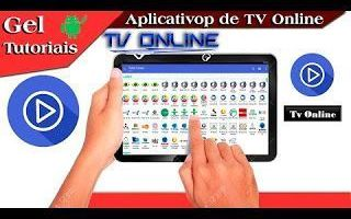 Aplicativo PlaylisTV. #2° Serie App de TV Online